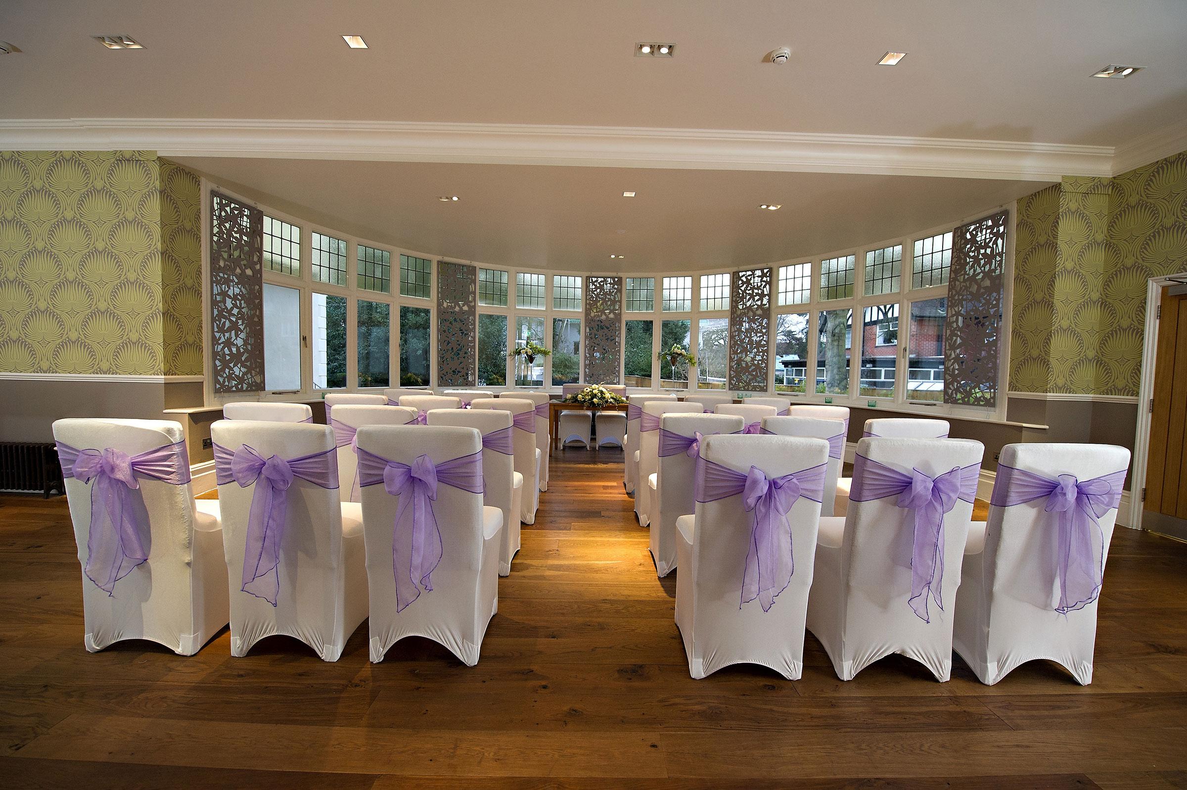 Wedding Venue Bournemouth Wedding Venues Bournemouth Green House 18